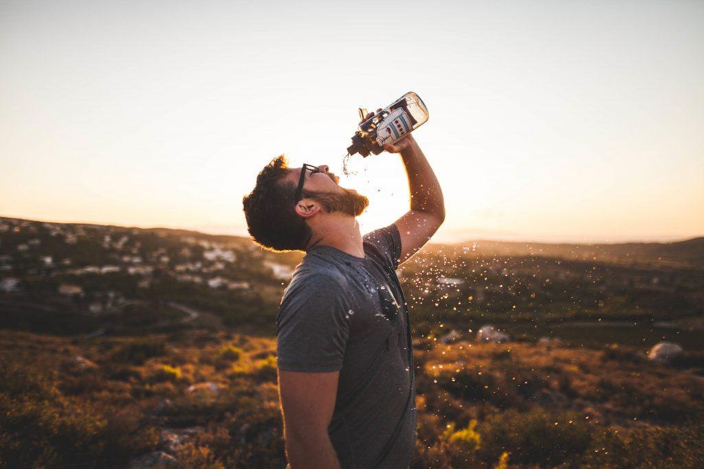 hidratacion media maraton