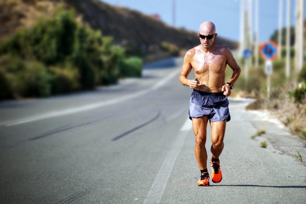 nutricion media maraton