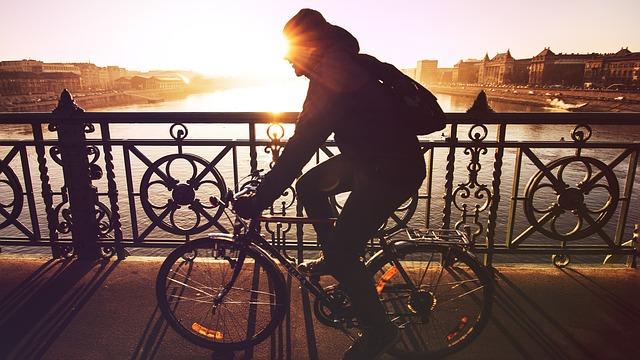 13 motivos para montar en bici