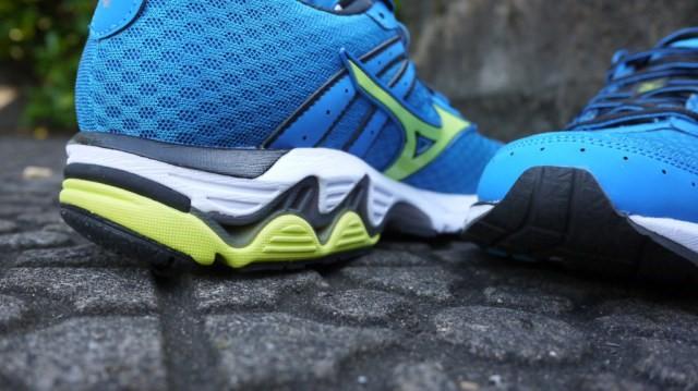 partes de una zapatilla de running