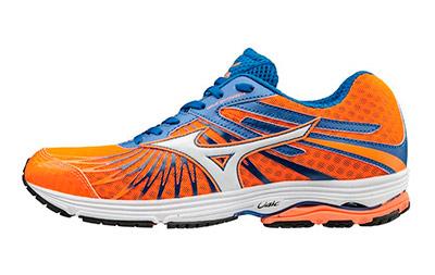 tipos de zapatillas running: mizuno-sayonara