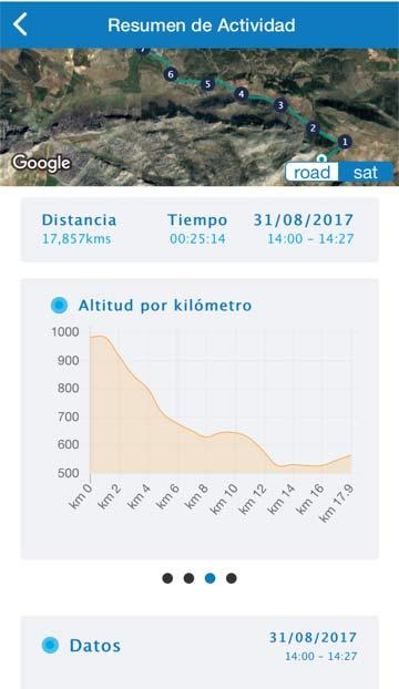 ciclismo vuelta app believe