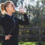 deshidratacion deporte app gps running