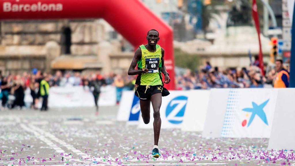 Las dos caras de la Maratón de Barcelóna