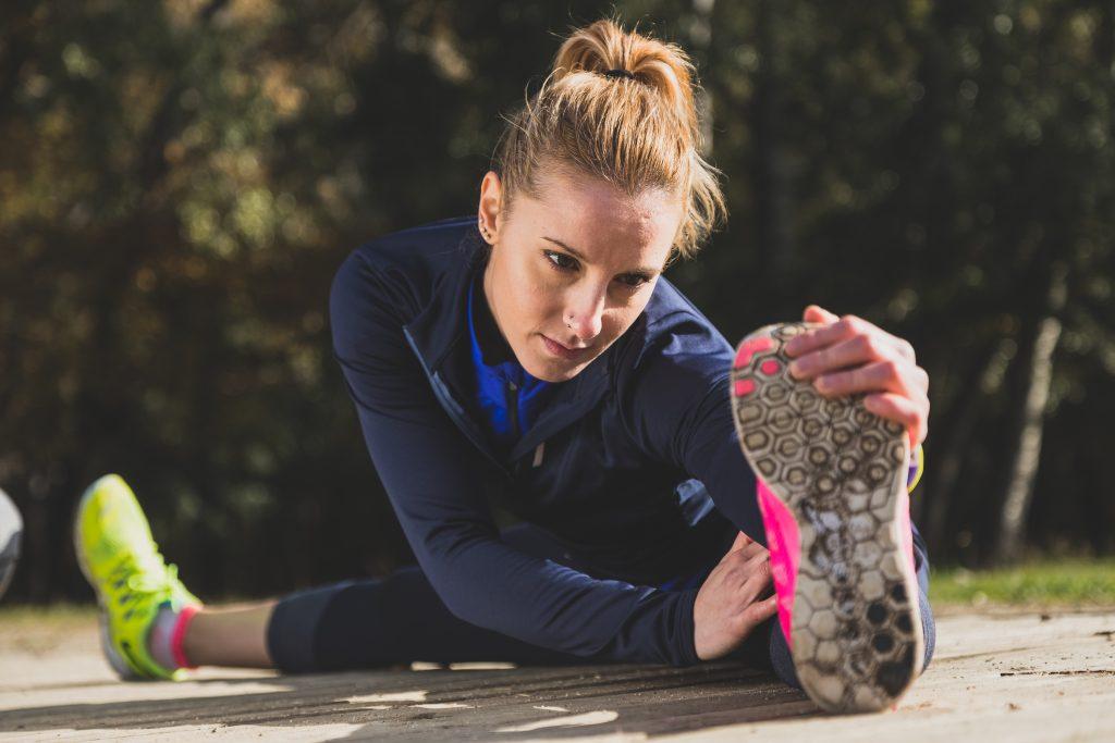 calentamiento para running, ciclismo, deporte