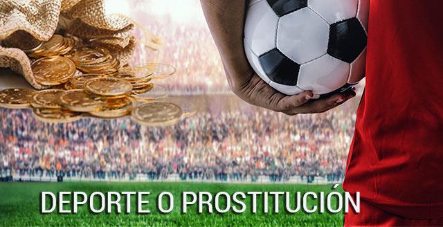 deporte o prostitucion