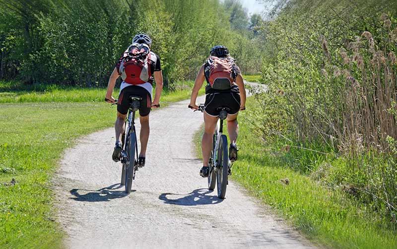 entrenamiento en bici para principiantes app gps