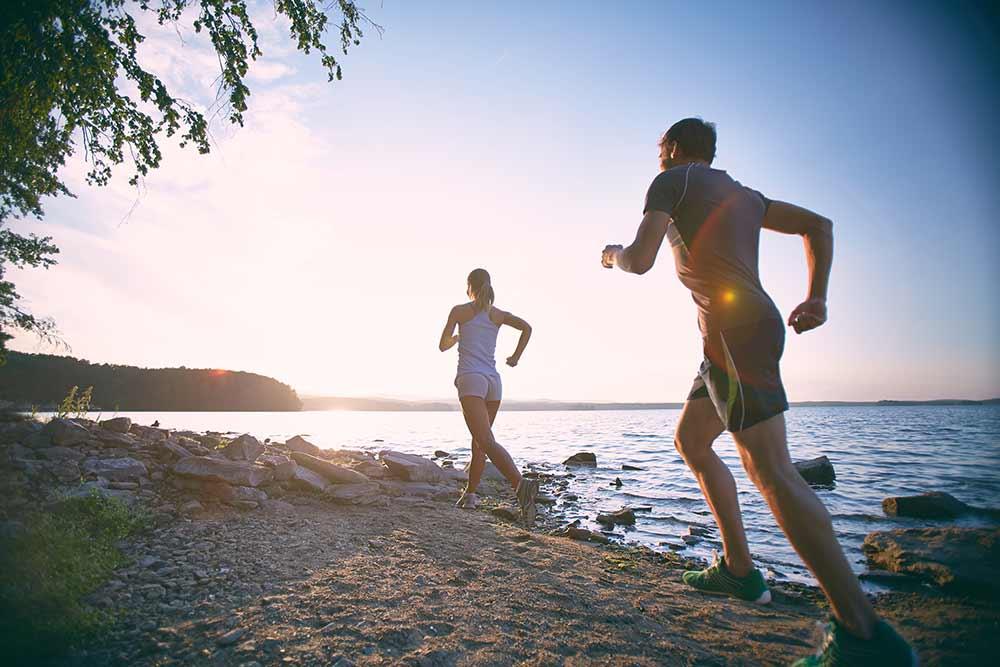horario para correr running